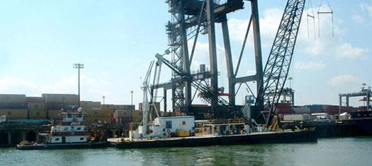 Echo Marine, LTD - Your Gulf Coast Marine Towing Service